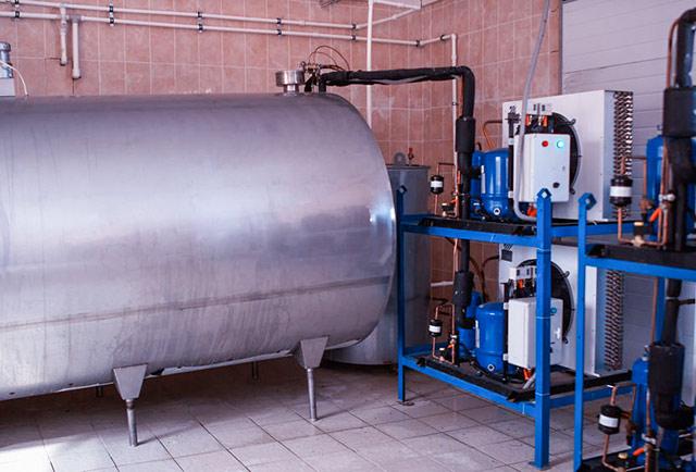 Spire Refrigeration - Agricultural
